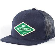 The Hundreds Gem Snapback Hat (Navy) $25.95