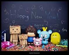 party with danbo