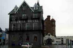 Columba hotel, oban, scotland
