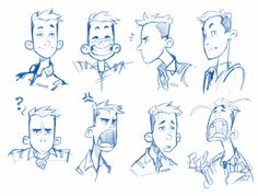 Ideas Fashion Model Poses Drawing Character Design For 2019 – Fashion Designers – cartoon Character Poses, Character Sketches, Character Design References, Character Drawing, Character Illustration, Male Cartoon Characters, Cartoon Faces, Cartoon Art, Cartoon Design