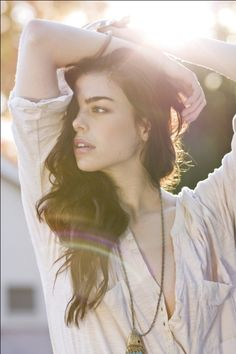 Raina Hein. She was on america's next top model. cannot believe she didn't win. gorgeous!!