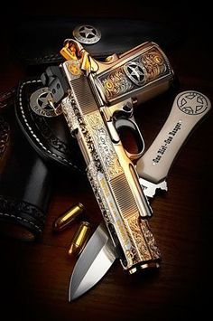 The Home of Quality Custom Firearms, Tactical Training and The Tactical Marksman's Match. Weapons Guns, Guns And Ammo, Rifles, Colt M1911, Revolvers, Ruger 1911, 1911 Pistol, Gun Art, Custom Guns