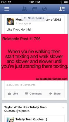Relatable Post #786 So so so so so true! $$