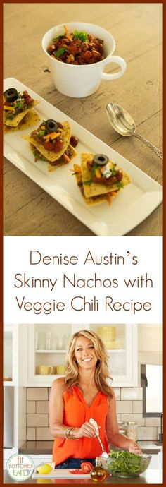 These skinny nachos would be perfect for the Super Bowl!