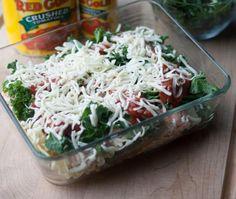 Veggie Lasagna Freez