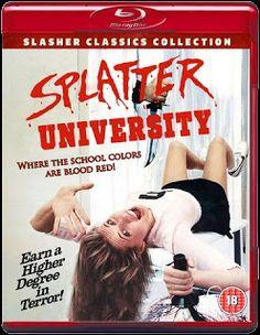 Body Count Rising - Horror Blu-ray & DVD News and Reviews: 80's Slasher 'Splatter University' Coming to Blu-r...