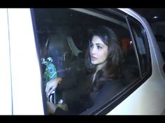 Daisy Shah at the special screening of Salman Khan's movie KICK.