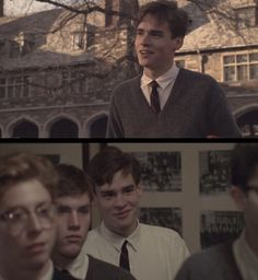 Dead Poets Society (sorry not sorry for pinning so much of this I just happen to love this movie)