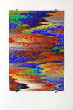 The New Aesthetic / Six Posters / Twenty colors / Soon…