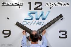 Egyszerre két fázis váltás a Sky Way cégcsoportnál tízről tizenkettőre Mit is jelent a Sky Way projektben a fázis váltás? Igazából egyszerű az egész, 15 fejlesztési szakasz van előirányozva a Sky Way cégcsoportnál ebből tizenkettő teljesült.