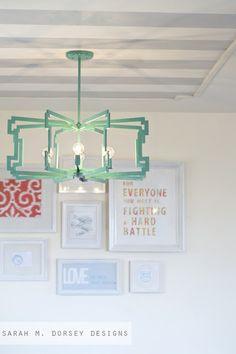 16 Gorgeous DIY Light Fixtures