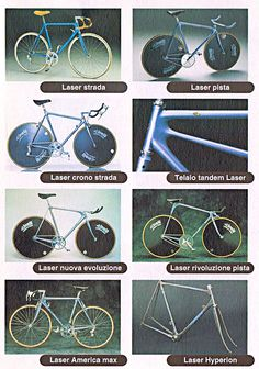 cinelli, mid-80s, track frames