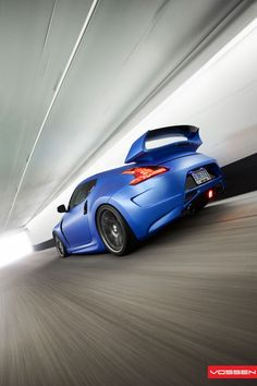 Vossen Wheels Nissan 370Z 2010 Picture