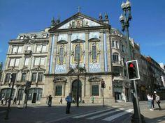 Igreja de Santo Antonio dos Congregados en #Oporto (#Portugal).