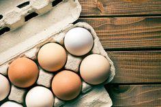 Lebensmittel zum Abnehmen: Eier