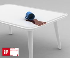 moat silicone table-2014 iF concept design award