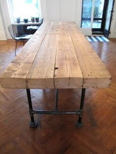 kitchen table. Robbo could make this!