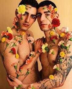 Unbetitelt — zakartwins:  Flower Power