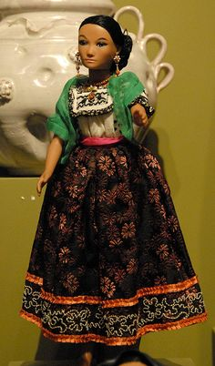 Mexico Fashion Doll | Flickr - Photo Sharing!