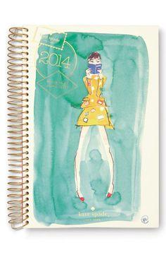 Be organized in style - Kate Spade desk calendar