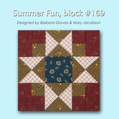 100 Blocks Sampler Sew Along   Block 23