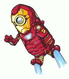 Iron Minion by artildawn