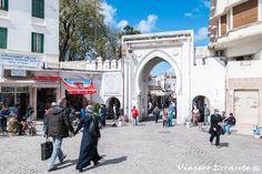 Medina de Tánger. Marruecos.