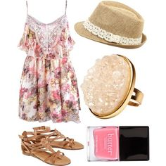 Summer Outfit 2012