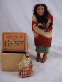 Skookum doll dating