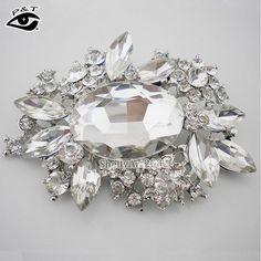 2pcs sparkle crystal rhinestone wedding shoe by ShellyArt2002