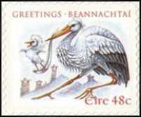 [Greeting Stamps - Birds - Chinese New Year - Year of the Rooster, type AYP]