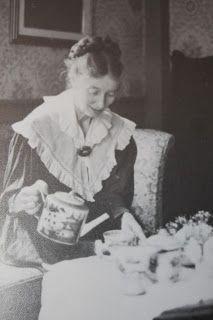 the BUTT'RY and BOOK'RY: A TEA PARTY in honor of Tasha Tudor's Birthday