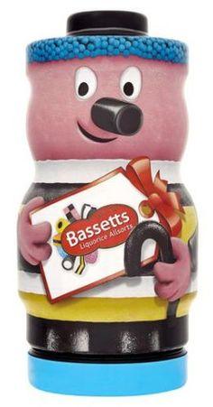 Bassetts Liquorice Allsorts Jar – The Wee British Shoppe