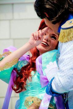 Ariel is my absolute favorite Disney character <3