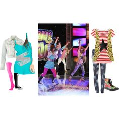 """""""Rocky Blue and CeCe Jones"""" by dcshoesshows on Polyvore"""