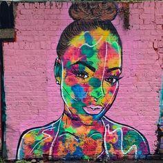 Vanjimmer aka Vincent Jimovich in London, 2020 Street Art London, Graffiti, Disney Characters, Fictional Characters, Horror, Fantasy Characters, Graffiti Artwork, Street Art Graffiti