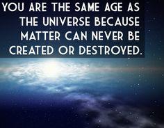 <b>Space is big – like, really, really big.</b>