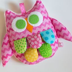 Free tooth fairy pillow Patterns to Print | ... pattern, but just in a different fabric combination. I love this pink