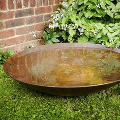 These stunning Water Bowls are sure to create a tranquil oasis in your garden.