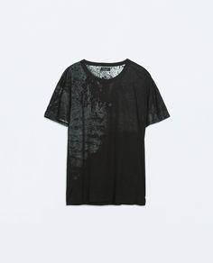 DARK T-SHIRT from Zara