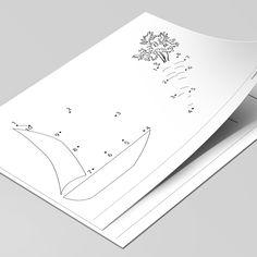 Følg tallene op til 10 og gør tegningen færdig. Her er 6 opgaver af slagsen. Mini