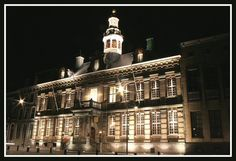 Stadhuis (City Hall) Roermond (Holland)