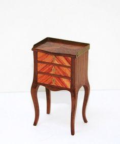 Wonnacott Three-drawer Stand