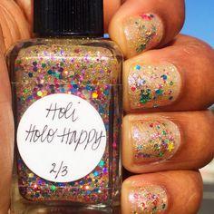 NOTW: Lynnderella Holi Holo Happy