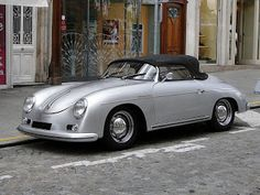 Kit Cars:The Porsche 356 Kit Car Replica
