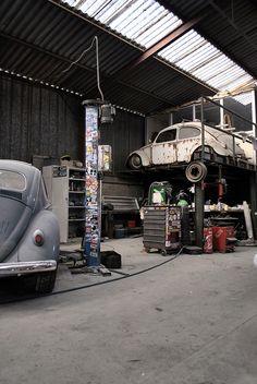 VW BEETLE shop.  Chucks dream candy store @Michael Dussert Dussert Dussert Dussert Pelissier