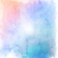 カラフルな水彩テクスチャ