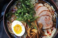 Bringing  ramen home takes a trip to an Asian market, three days of work, and your largest pot, but this low-stress (really!) labor of love might be the…