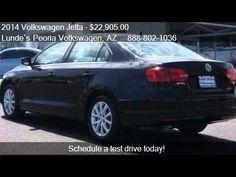 2014 Volkswagen Jetta SE PZEV for sale in Peoria, AZ 85382 a
