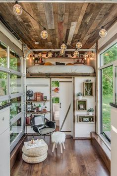 New Frontier Alpha Tiny Home